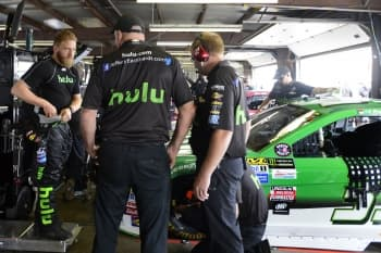 Saturday at MIS2017 Monster Energy NASCAR Cup Series