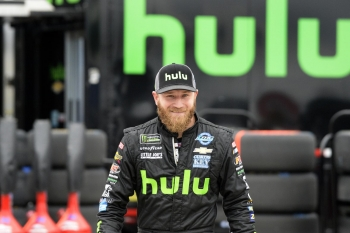 Saturday for the Hollywood Casino 400 weekend2017 Monster Energy NASCAR Cup Series