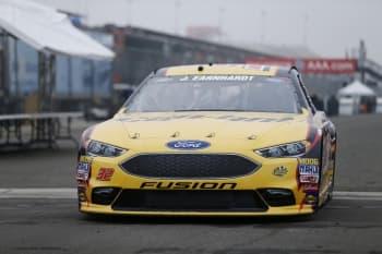 NASCAR: Mar 19 Auto Club 400
