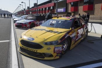 NASCAR: Mar 18 Auto Club 400