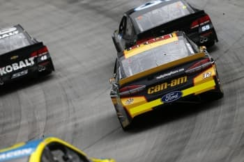 NASCAR: Aug 21 Bass Pro Shops NRA Night Race