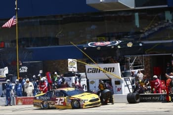 NASCAR: Jun 12 FireKeepers Casino 400