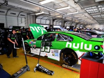 2017 Quaker State 400 from Kentucky